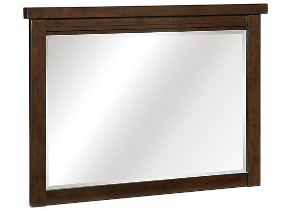 Logan Mirror - Brown