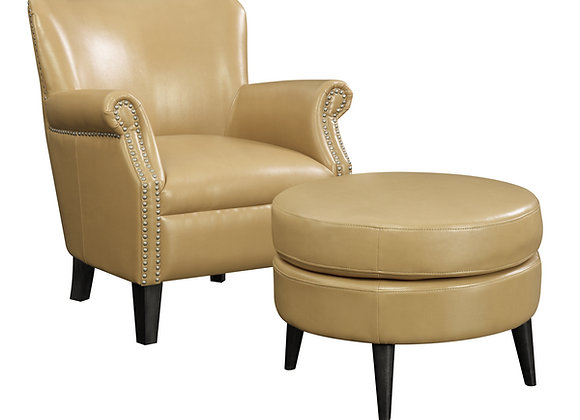 Oscar Occasional Chair - Saddle