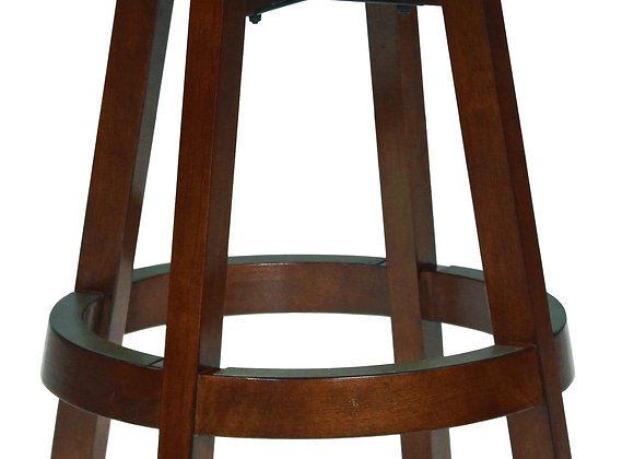 Classic 30 Inch Backless Stool - 3 Finishes