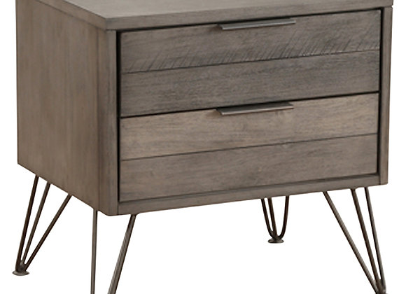 Urbanite Nightstand - Gray