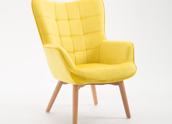 Margo Occasional Chair - Yellow