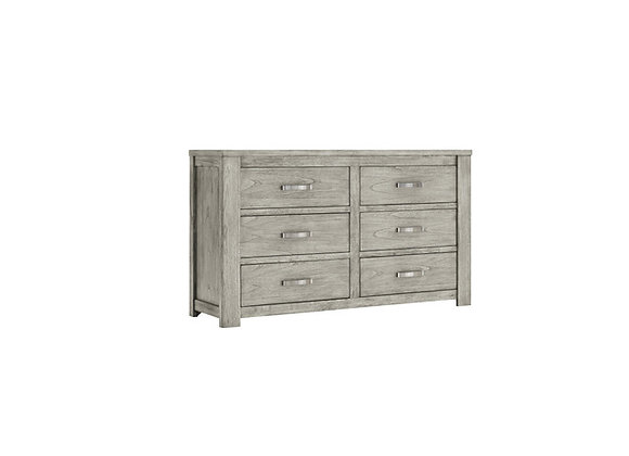 Brentwood Dresser - Gray