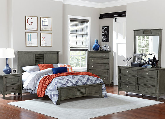 Garcia Bedroom Collection - Gray