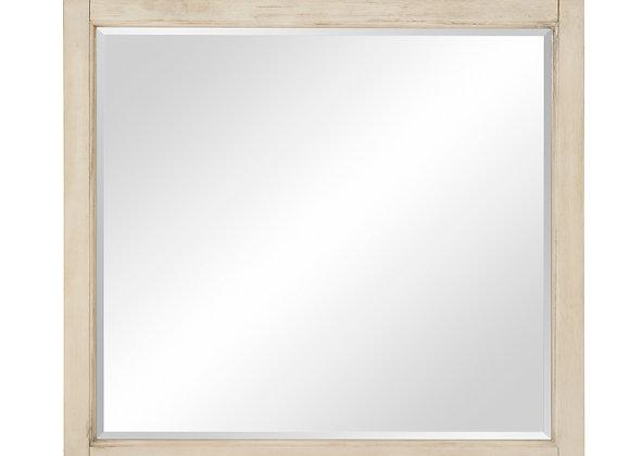 Weaver Mirror - White