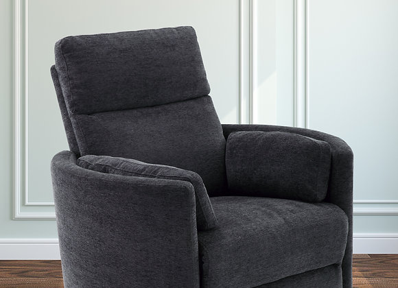 Radius Power Swivel Recliner - Mediterranean