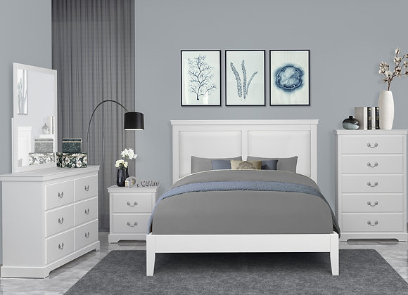 Seabright Bedroom Collection - White