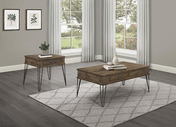 Shaffner Coffee Table - Rustic