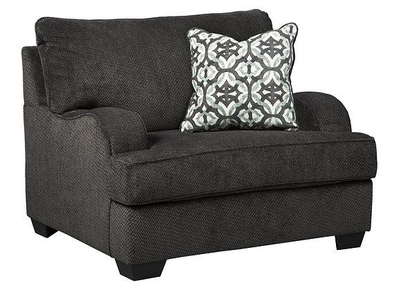 Charenton Chair - Charcoal