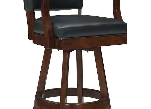 Classic Backed 30 Inch Barstools - 4 Finishes