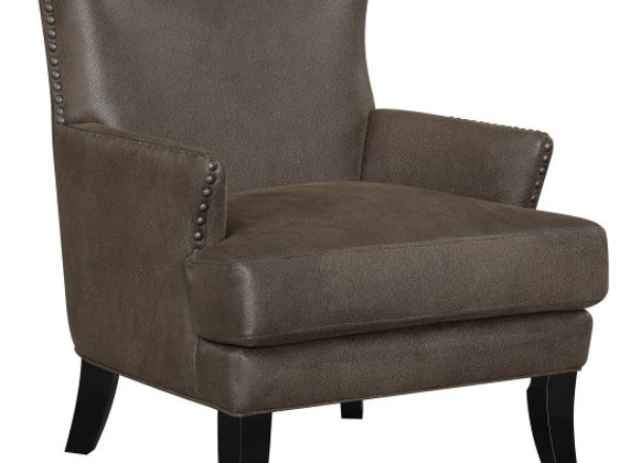Nola Accent Chair - Nougat