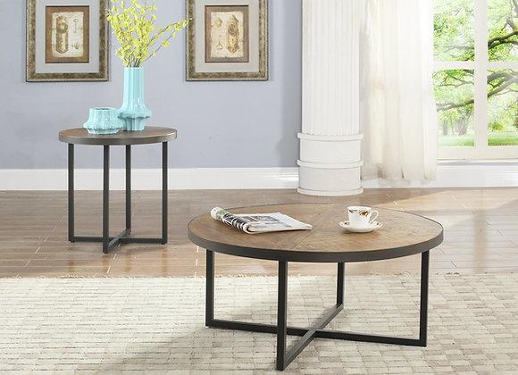 Denton Round Coffee Table