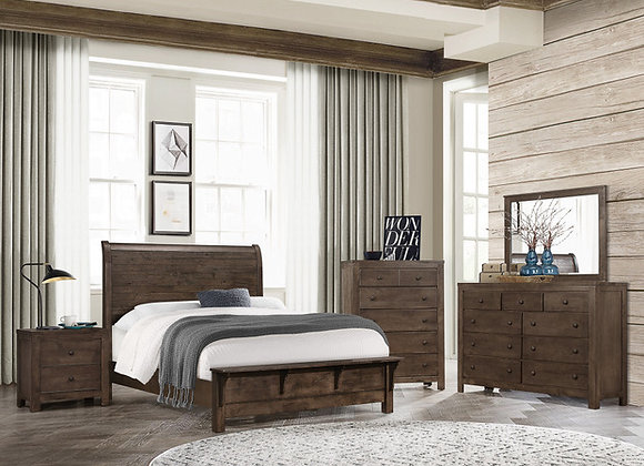 Ashton Hills Bedroom Collection
