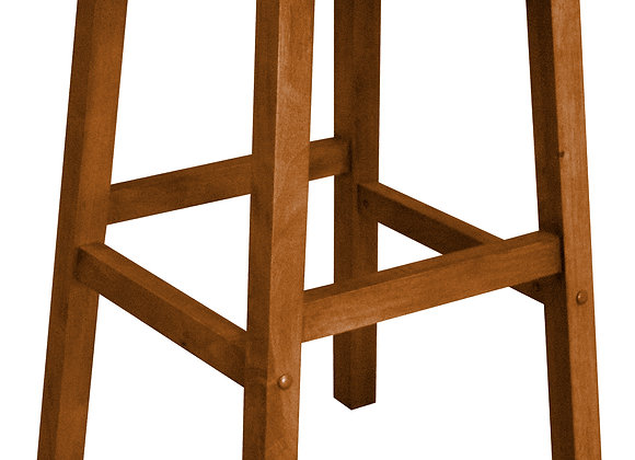 Heritage Backless 30 Inch Stool - 4 Finishes