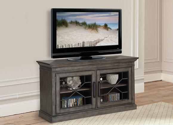Sundance 63 Inch TV Console - Smokey Gray