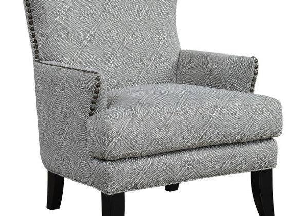 Nola Accent Chair - Fog