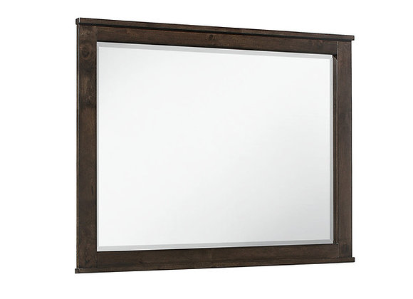 Ashton Hills Mirror - Brown