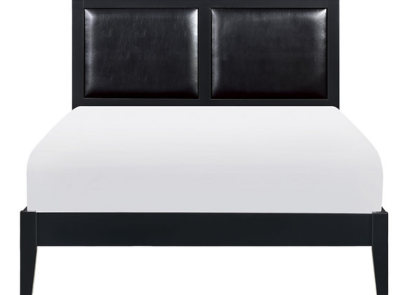 Seabright King Bed - Black