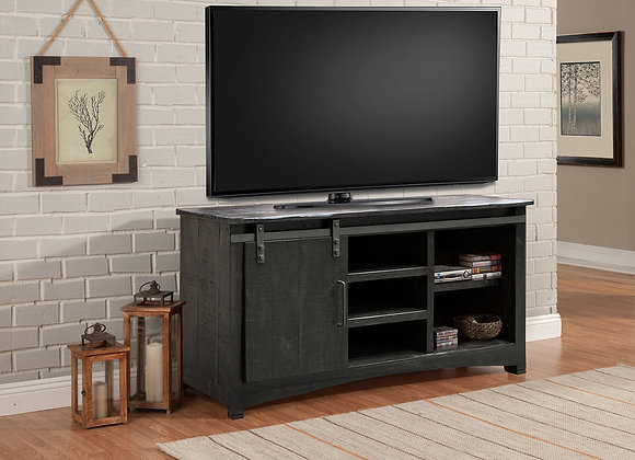 Durango 63 Inch TV Console - Rustic Dark Pine