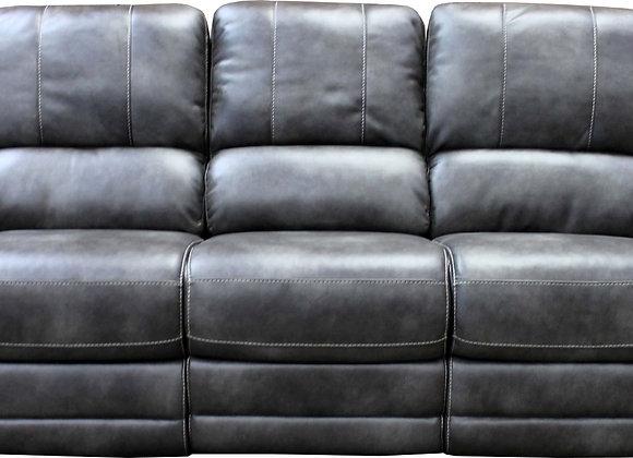 Belize Reclining Sofa w/ PWR HDRST - Ash