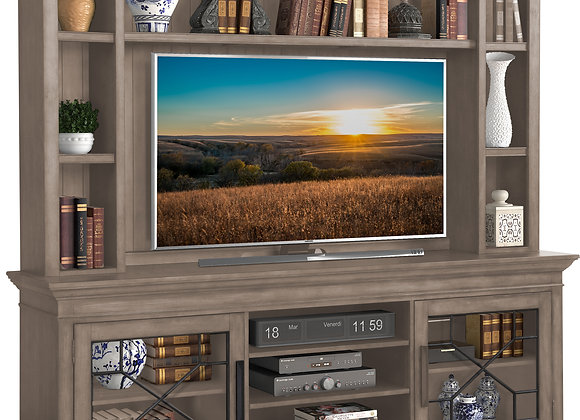 Sundance 92 Inch Console with Hutch - Sandstone