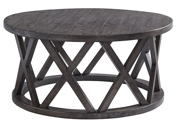Sharzane Round Coffee Table