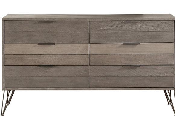 Urbanite Dresser - Gray