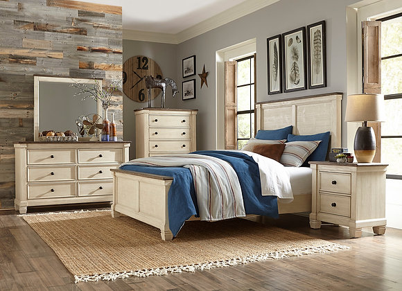 Weaver Bedroom Collection - White
