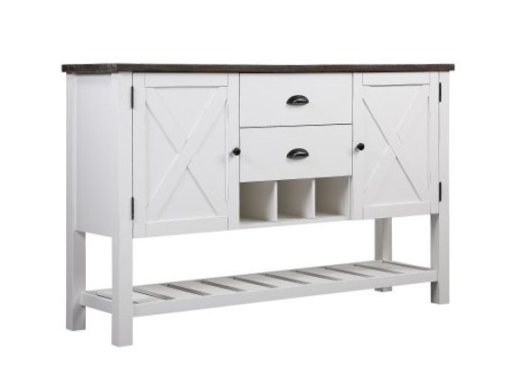 Mountain Retreat Side Board - 2 Tone
