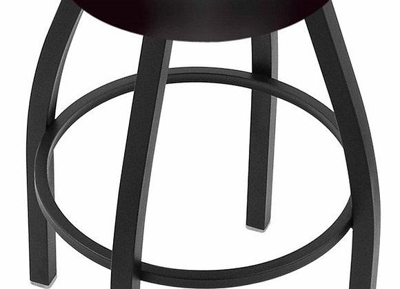 Colville Padded Seat Barstool - Black