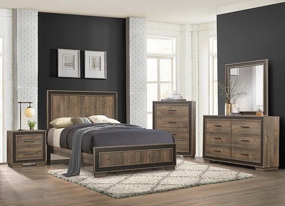 Ellendale Bedroom Collection - 2 Tone