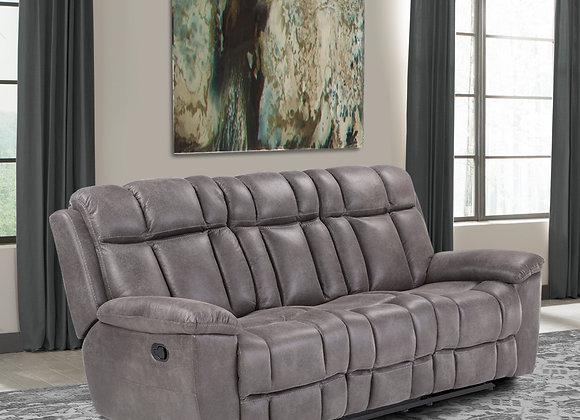 Goliath Reclining Sofa  - Arizona Grey