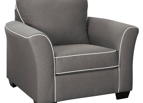 Domani Chair - Charcoal