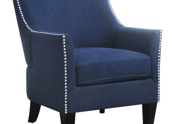 Kismet Accent Chair - Navy