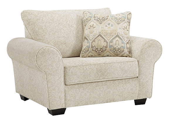 Haisley Chair - Ivory