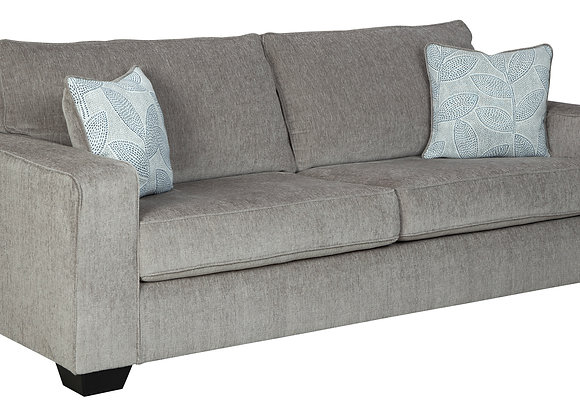 Altari Sofa - Alloy