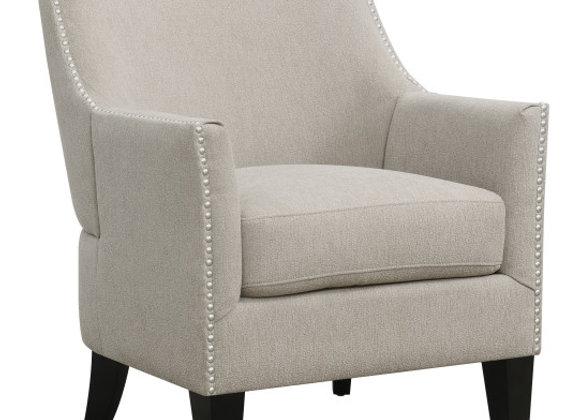 Kismet Accent Chair - Beige