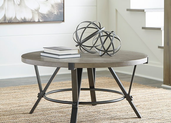 Zontini Round Coffee Table