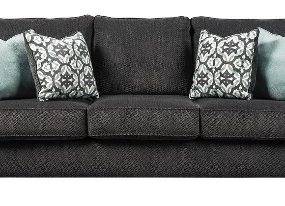 Charenton Sofa - Charcoal