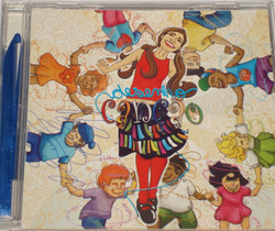 CD Desenho Canção