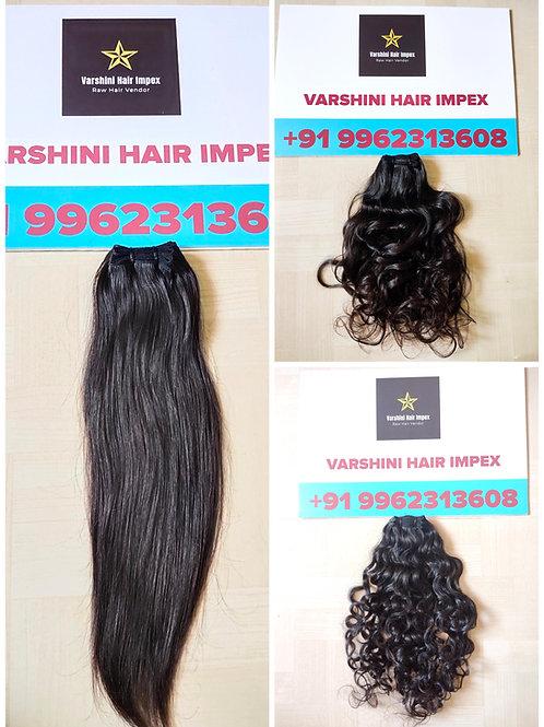 "16"" - 30"" INCH BUNDLE DEAL SOUTH INDIAN RAW HAIR - 40 BUNDLES"