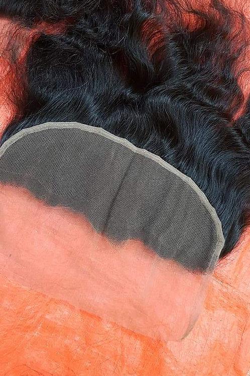 100% Raw Virgin Curly Frontal Hair