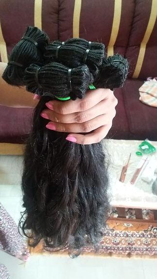 Wholesale Indian hair manufacturer