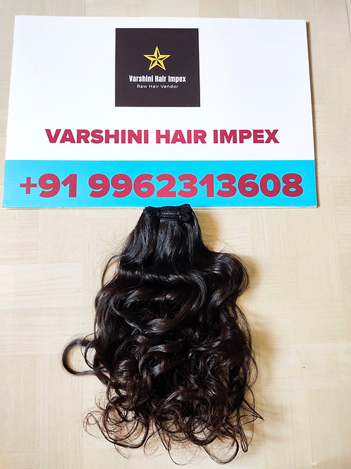 100% South Indian Raw Virgin Weave Hair Bundles | 100 Gram |
