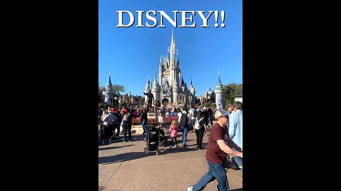 2020 Disney memories and performances
