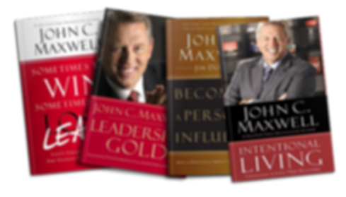 john c maxwell, leadership gold, intentional living, becoming a person of influenc
