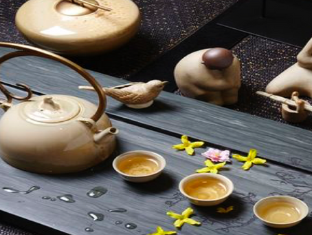 Chinese Business Tea Ceremony Culture