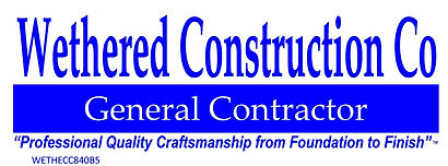 Wethered Construction Co