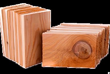 Cedar Planks Single Serving Size 200 Pack