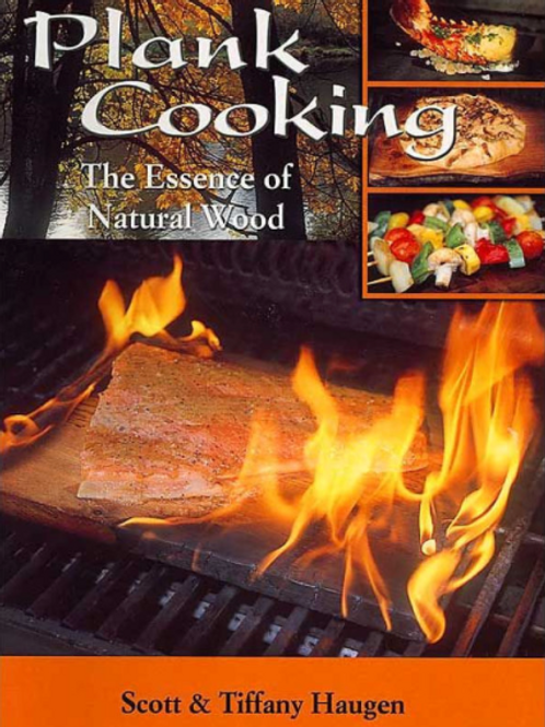 Plank Cookbook