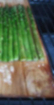 Cedar Plank Recipe